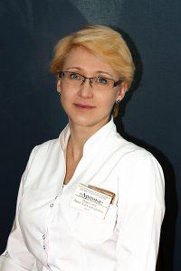 Пирогова Лина Александровна